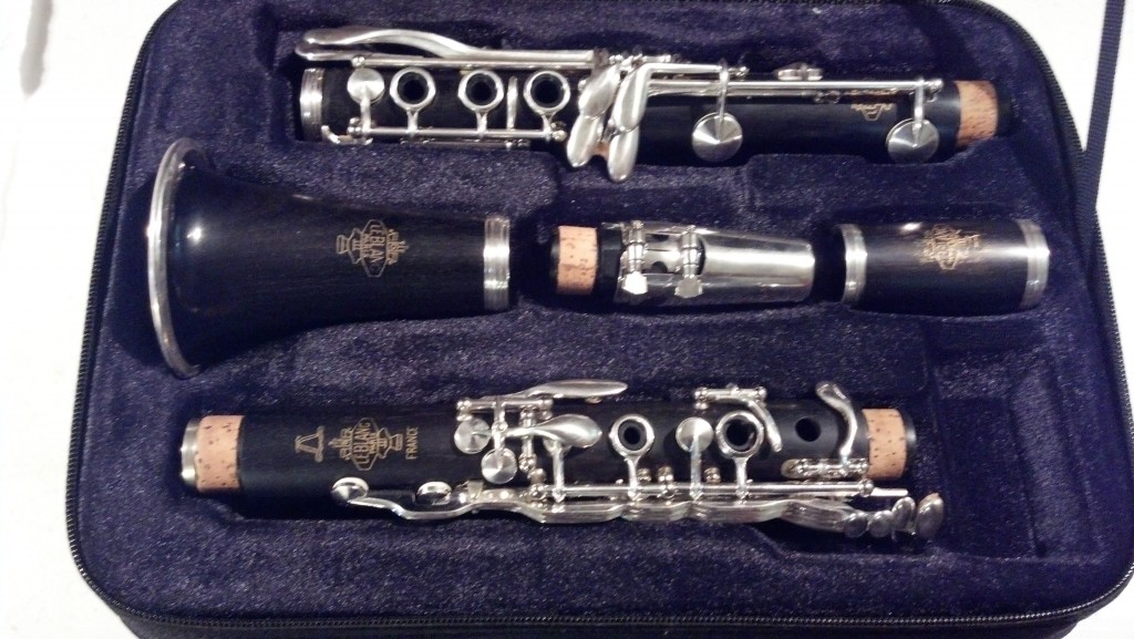 "Leblanc ""LL"" Clarinet – SOLD"