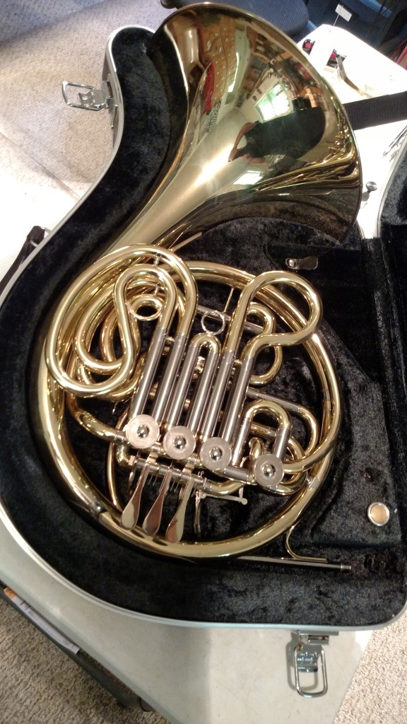"Yamaha ""YHR-561"" French Horn – SOLD"