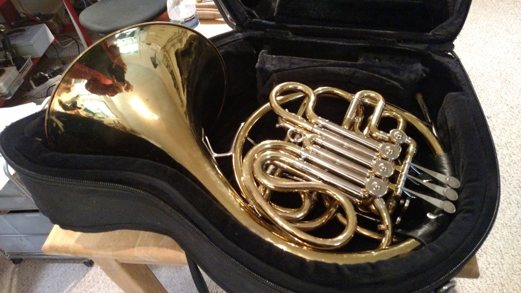 "Conn ""6D"" French Horn – SOLD"