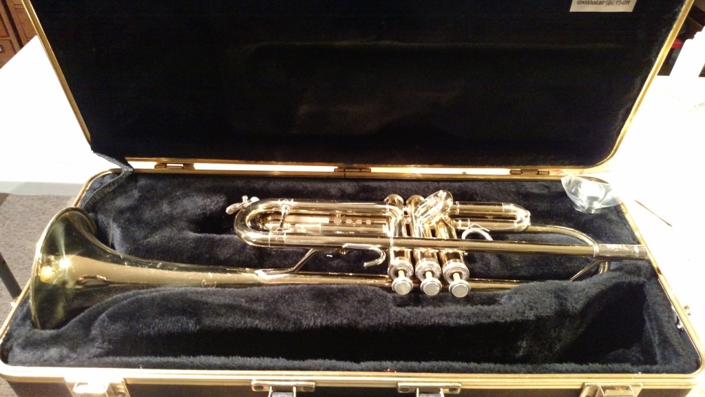"Bach ""TR-300"" Trumpet – SOLD"