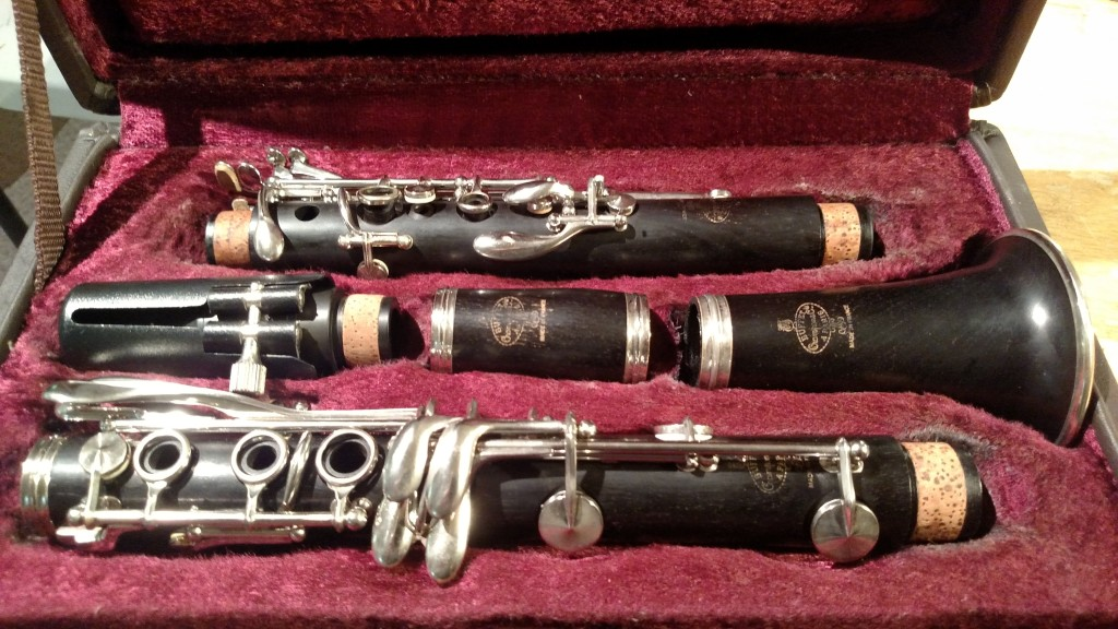 "Buffet ""R-13"" Clarinet – SOLD"
