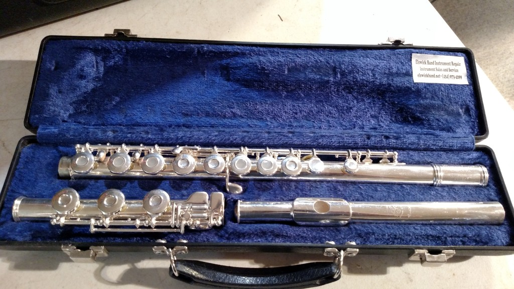 "Gemeinhardt ""3SHB"" Flute – PRICE REDUCTION"