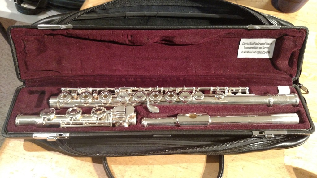 how to get rid of sticky keys on flute