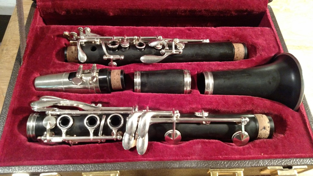 "Buffet ""E-11"" Clarinet – SOLD"