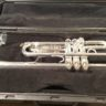 "Bach ""TR-300"" Trumpet (Silver) – SOLD"