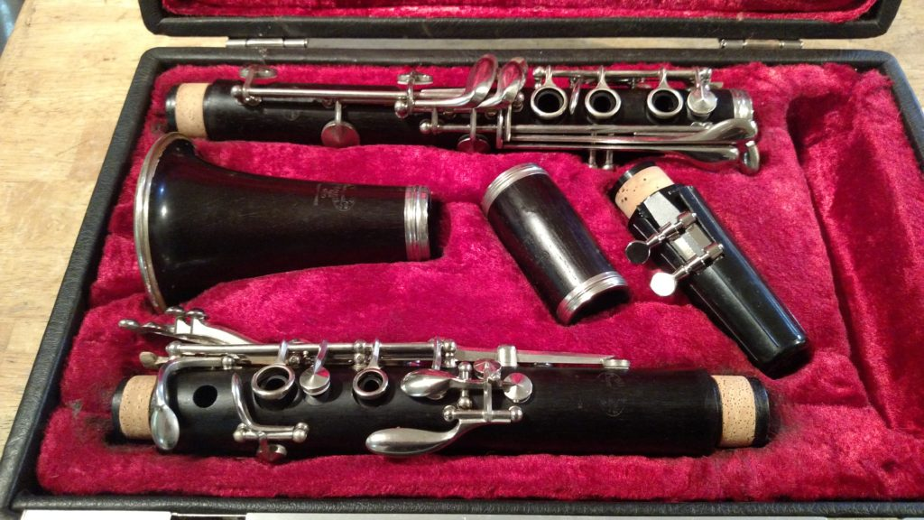"Buffet ""R-13"" Clarinet"