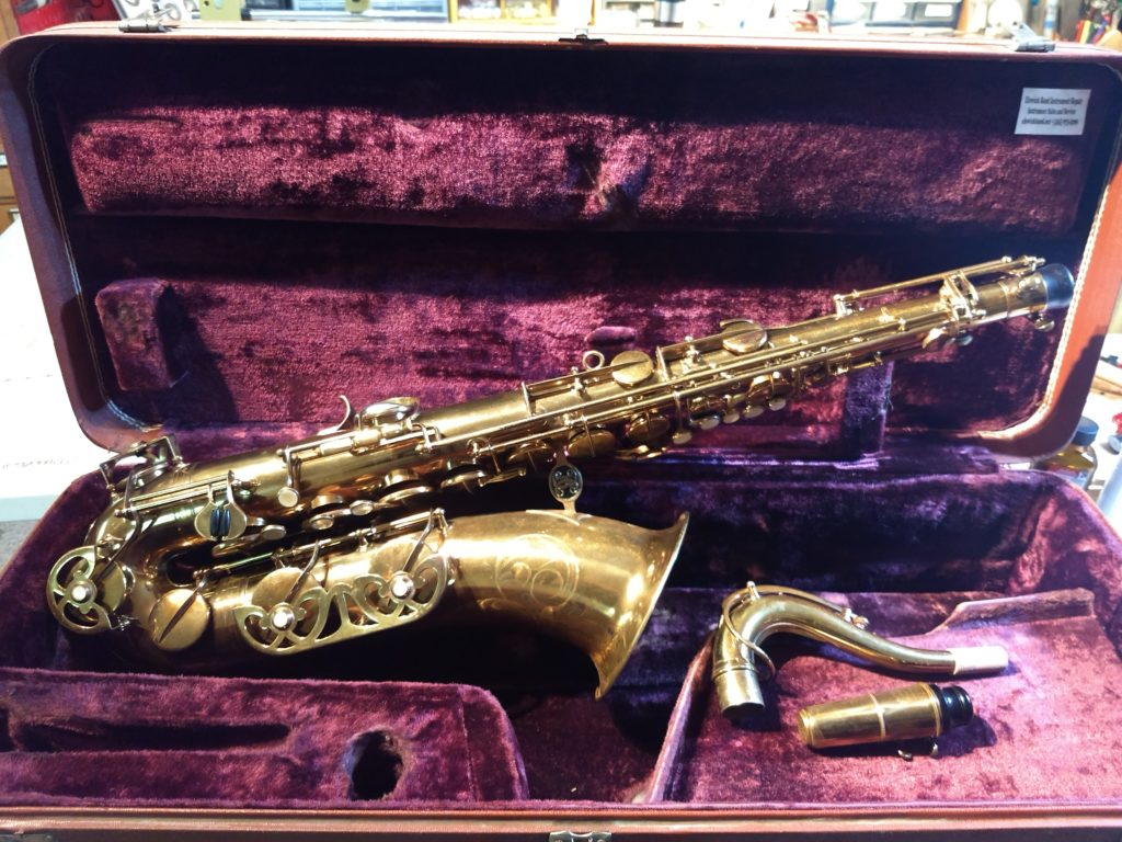 Peachy Saxophone Elswick Band Instrument Repair Home Interior And Landscaping Analalmasignezvosmurscom